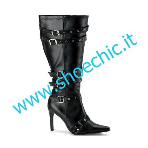 stivali con gambale largo – ShoeChic Boutique