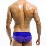 S1614 Rainbow brief, costume da bagno, uomo da Modus Vivendi